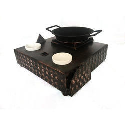 Gas Chulah Snacks Set