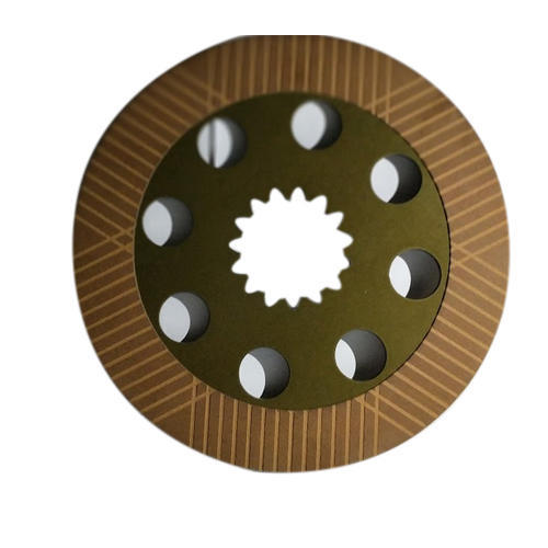 Break Friction Plate