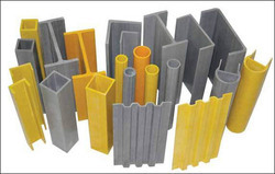 Composite Pultruded Profiles