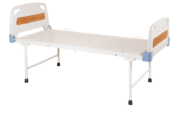 Semi Deluxe Hospital Plain Bed