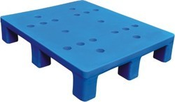 Pallet With Perforated Top