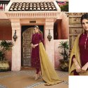 Georgette Unstitched Saalwar Suit