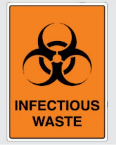 3m Posters Infectious Waste Sign Manufacturer From Chennai