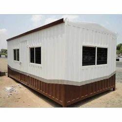 Site Office Block Bunk House