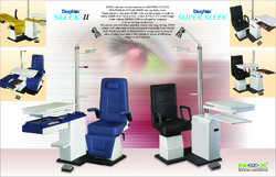 Ophthalmic Compact Chair Unit
