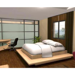 interior decoration of bedroom - Designing Bed
