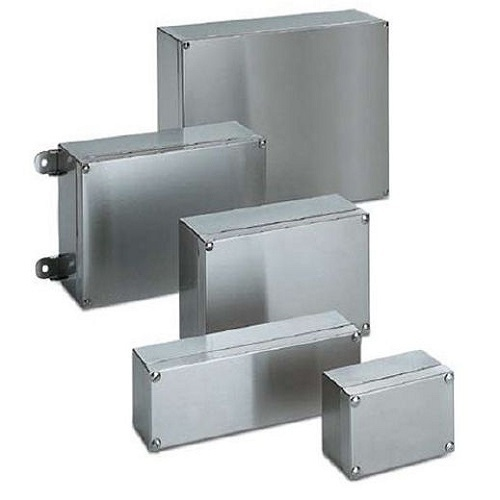 Stainless Steel Junction Box - SS Junction Box Latest Price