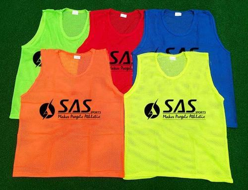 Plain Mesh Training Vests SAS TV1001 A