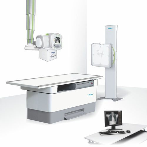 Digital X Ray System Ceiling Suspended