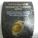 Bio Magnetic Watch with Magnet