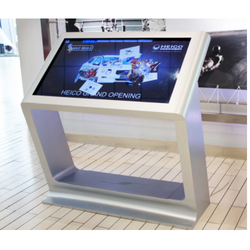 Employee HR Information Kiosk