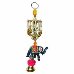 Meena Beads Elephant Hanging