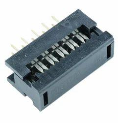 DIP插头连接器