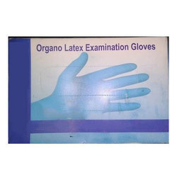 Organo Latex Examination Gloves