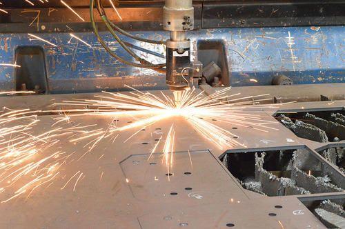 Aluminium Laser Job
