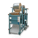 Silver Paper Dona Making Machine