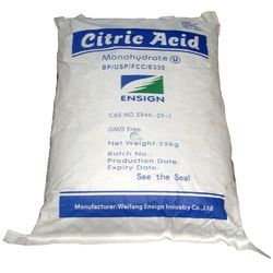 how to clean ro membrane with citric acid