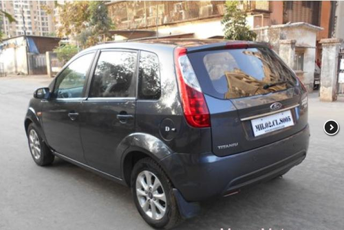 Ford Cars Ford Figo 1 4 Titanium Diesel 2012 Model Other From Mumbai