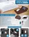 Mouse Pad With Wireless Power Bank