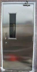Fire Rated Metal Door