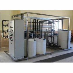 Nano Filtration Sewage Treatment Plant