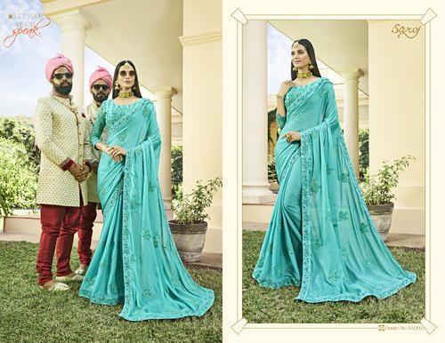 Party  Heavy  Designer Trendy  Sarees