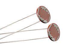 LDR (Light Dependent Resistor)