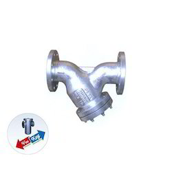 Flanged End Y Type Strainer