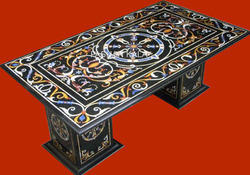 Marble Decorative Dining Table Top
