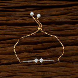 CZ Classic Handmade Adjustable Bracelet - 55519