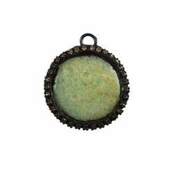Amazonite Gemstone Pendants