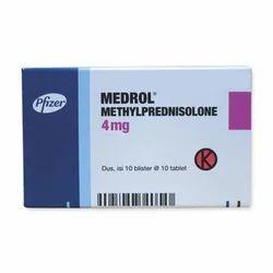 Medrol 4 Tablet