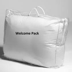 Transparent Pillow Cover Bag