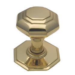 Brass Door Knobs - Brass Door Knob Manufacturer from Aligarh