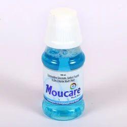 Chlorhexidine Gluconate,Sodium Fluoride & Zinc Chloride