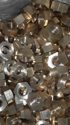 Industrial Brass Nuts