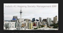 Commercial Premises Complex Society Management System
