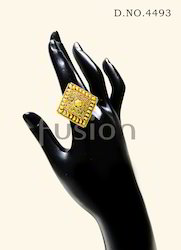 Traditional Wedding Finger Ring