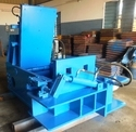 Triple Compression Scrap Baler- Side Ejection & Coir Pith Clock Machine