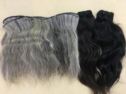 100% Virgin Human Hair Hand Weft