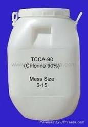 TCCA 90 Trichloroisocyanuric Acid Granules