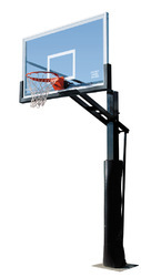 Basketball Pole - Height Adjustable