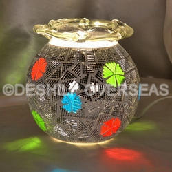 Colorful Mosaic Table Lamp