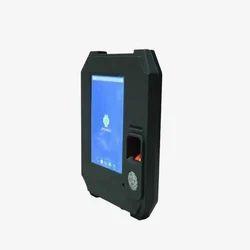 Aadhaar Linked Biometric Attendance System