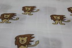 Soft Musln Cotton Double Cloths Swaddles for 8 Months Baby