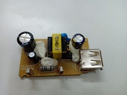 Mobile Charger PCB 1.2Amp Complete