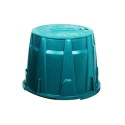 poly plastic earth pit chamber Earth Pit Cover