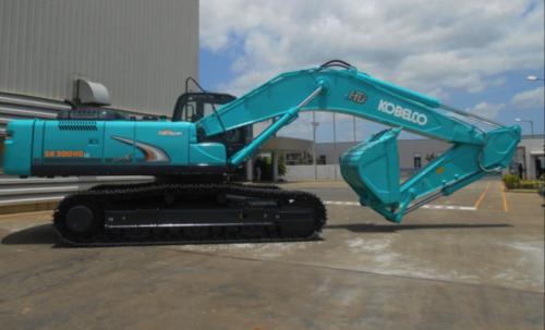 Kobelco Excavator SK380HDLC