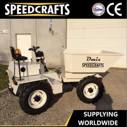 Speedcrafts DSD 3000 Site Mini Dumper