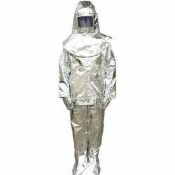 Aluminized Proximity Suits